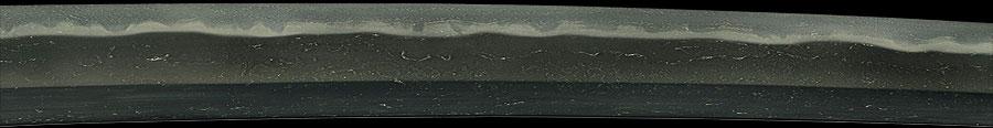 日本刀  宇多國宗(刀身3)