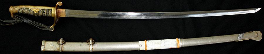 日本刀 皇宮警察官用刀剣