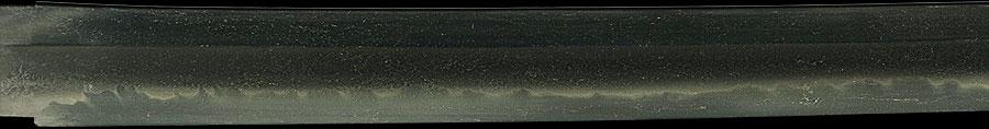 日本刀  藩州住源美守作(珍品)(刀身3)