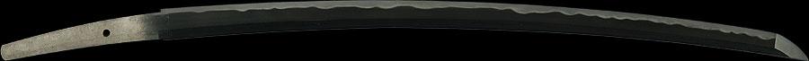 日本刀  正宗 写俤 花押し(高橋貞次) 人間国宝(昭和32年指定)(全体1)