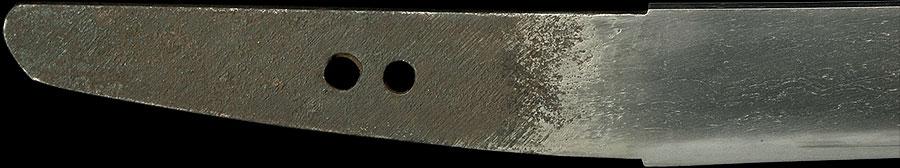 日本刀  伝盛光(刀身3)