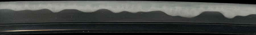 日本刀 出雲国住貞法作(島根県重要無形文化財)