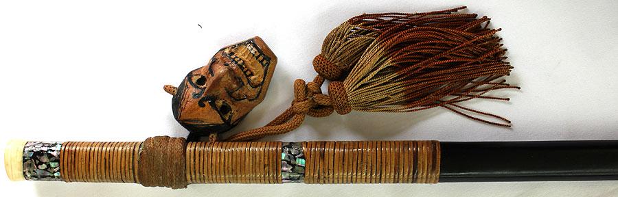 日本刀 弓杖