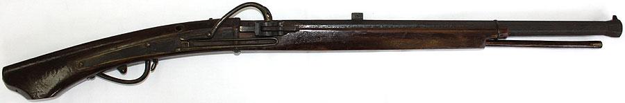 日本刀 馬上筒(短筒火縄銃)