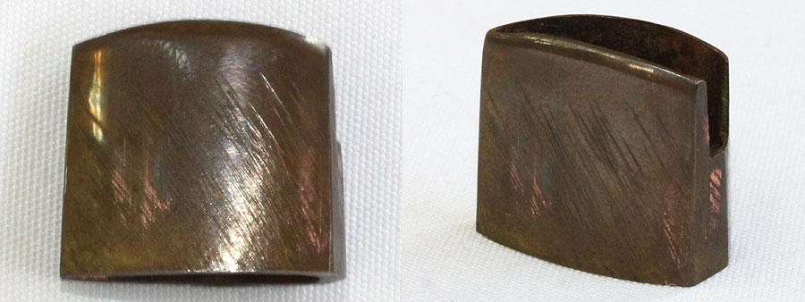 日本刀 菊池槍直短刀(変わり竹拵付)