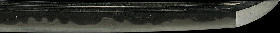 日本刀 伝後代兼若(裁判官用軍刀拵付)