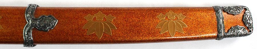 日本刀 糸巻太刀拵(松平家伝来)(参州渥美郡吉田七万石)