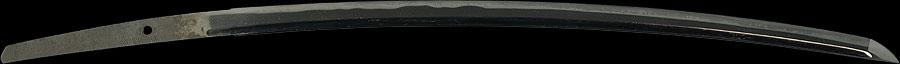日本刀 平鎮徳(大分県の刀所載)