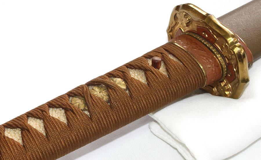 刀 陸軍軍刀拵