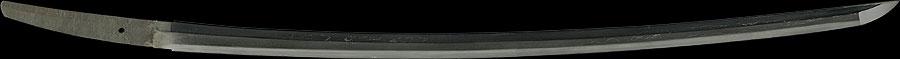刀 備州三原住人正国作 天正六年二月日