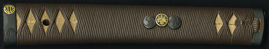 刀 備前国住長船与三左衛門尉祐定作 永正十六年八月吉日
