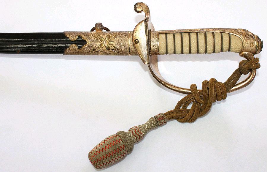刀 大礼服用儀礼刀(勅任官用)