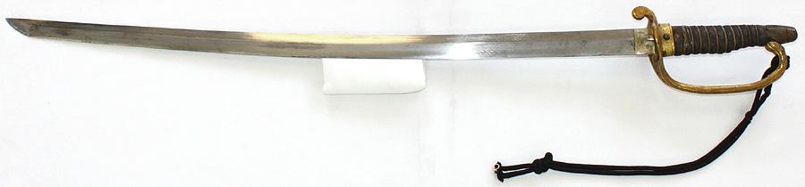 刀 旧軍刀拵