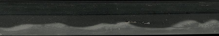刀 平安城住藤原国武(堀川国廣門)(藤代義雄著 日本刀工辞典所載)