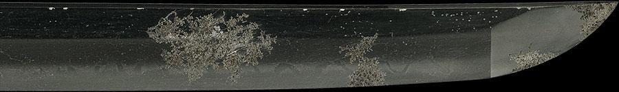 刀 冬廣作(美しい軍刀拵付)