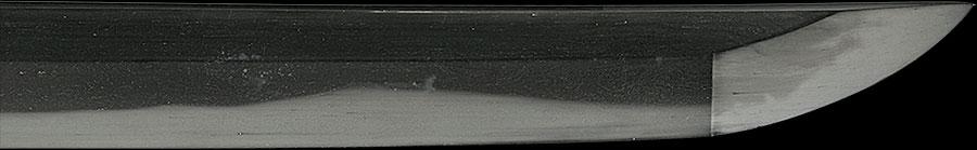 刀 伝越前国兼植(慶長新刀)(良業物)