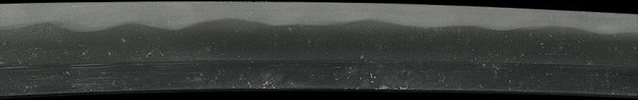 刀 於護摩壇山麓源貞行作之 昭和四十二年八月日