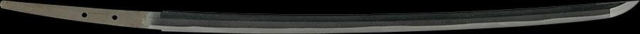 阿波守藤原在吉(堀川国廣門)(藤代義雄日本刀工辞典・鑑刀随録所載)(全体2)