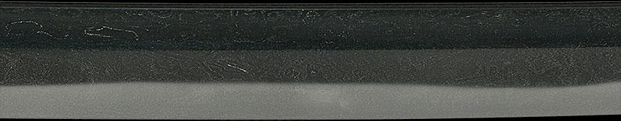 阿波守藤原在吉(堀川国廣門)(藤代義雄日本刀工辞典・鑑刀随録所載)(刀身8)