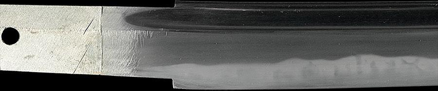 刀 雲州住貞永作之 平成二十六年十月日(島根県重要無形文化財)