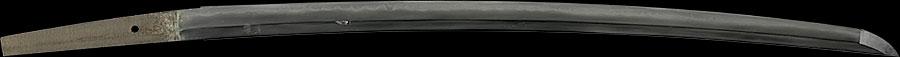 刀 伝越前関(陸軍軍陣刀拵付)