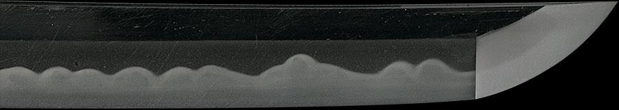刀 関住兼正作(岐阜県重要無形文化財)