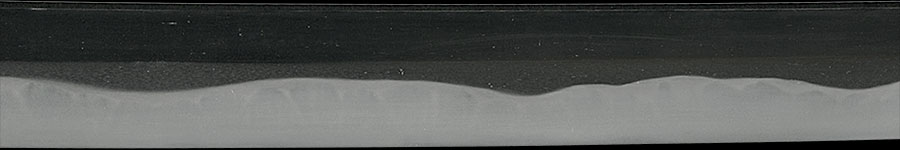 刀 雲州住貞永作之 昭和六十年六月日(島根県重要無形文化財)(太刀拵付)