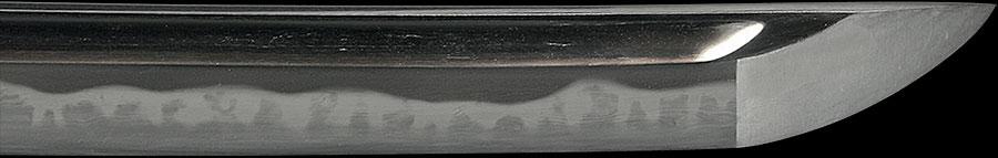 刀 出雲国住貞法作之 平成二十年六月日(島根県重要無形文化財)
