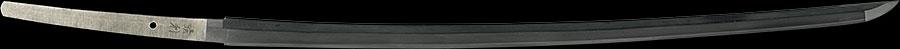 刀 靖利 昭和十六年二月吉日(靖国刀)