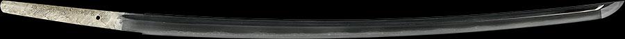 刀 濃州八幡住兼国作之 昭和五十五年三月吉日(無鑑査刀匠)