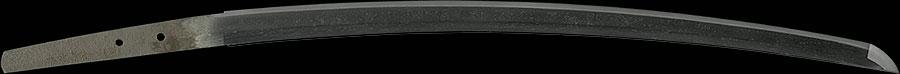 刀 備州長船祐光 享徳三年八月日(と銘有)(文化勲章受賞 末永雅雄先生鞘書有)(本多家伝来)