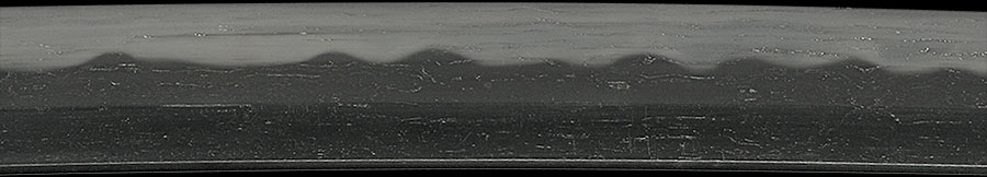 刀 備州長船祐定 天文二十年二月日