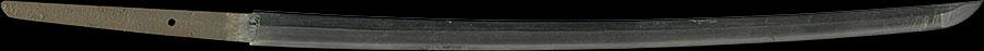 刀 軍陣刀(無銘現代刀)