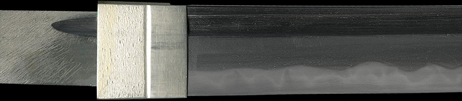 刀 濃州関住藤原兼房 兼氏作 昭和発亥吉日(昭和58年)(岐阜県重要無形文化財)
