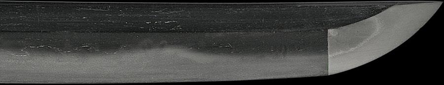 刀 廣岡二植ヌル楠ガ梅トナリ総見院春厳一品前内府 宗近朝嵐高野喜次様江源昇(花押)(田原藩家老渡辺崋山が高野長英へ贈った脇差)