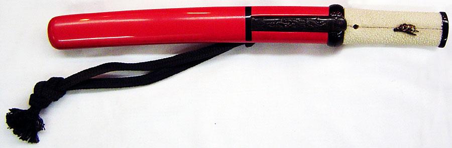 日本刀 越前国昭嘉(刀身2)